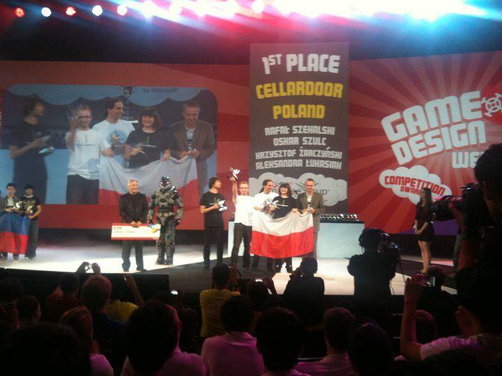 Cellardoor, zwycięzcy Imagine Cup 2011, kategoria Game Design