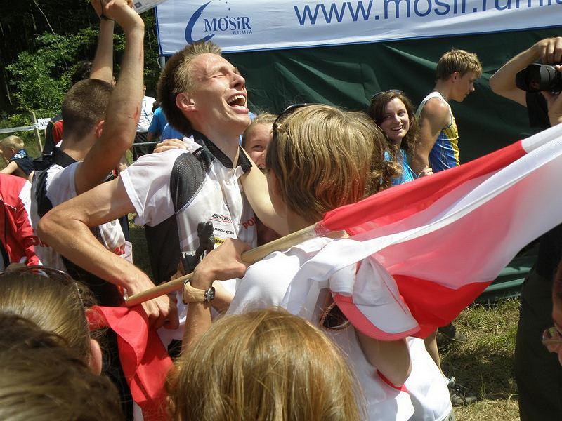 Polacy mistrzami świata juniorów w sztafetowym biegu na orientację