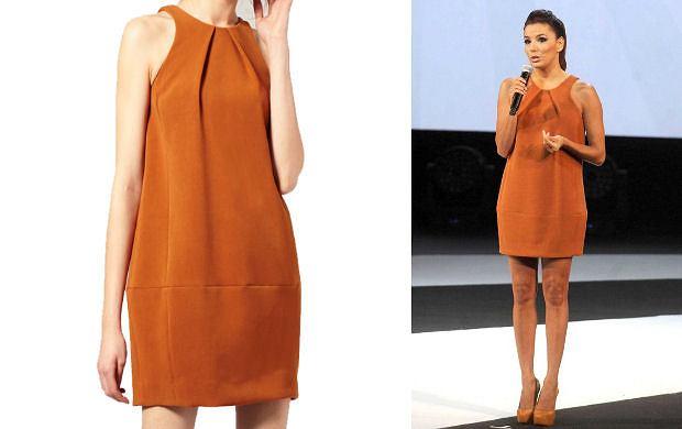Eva Longoria w sukience Asos.com