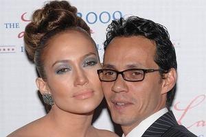 Marc Anthony i Jennifer Lopez.
