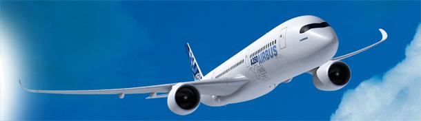 samolot, A350 , airbus