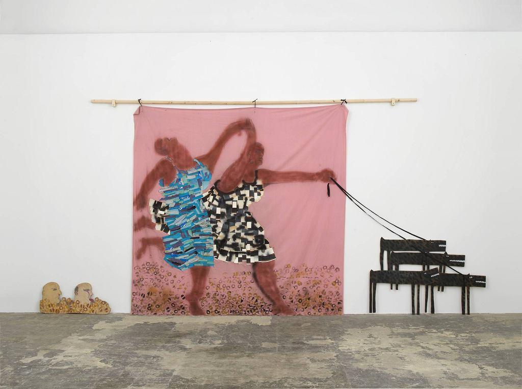 Lubaina Himid, Wolność i zmiana. Wystawa 'Niepodległe. Kobiety a dyskurs narodowy' / .