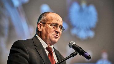 Czyim człowiekiem jest nowy minister spraw zagranicznych Zbigniew Rau
