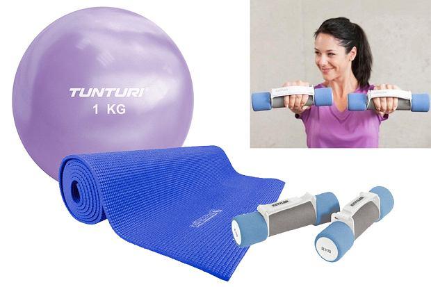 Akcesoria sportowe do ćwiczeń w domu