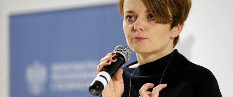 Minister Emilewicz zgadza się z Gowinem, ale dementuje informacje o dymisji. Wszystko przez zamieszanie wokół ZUS