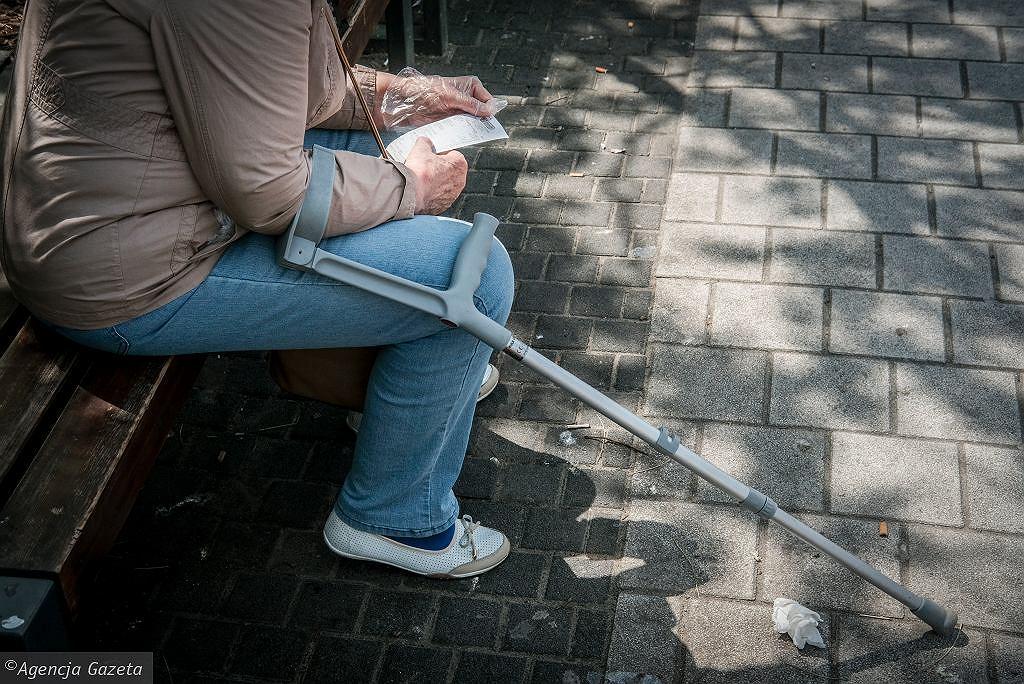 Coraz mniej osób pobiera emerytury minimalne (zdjęcie ilustracyjne)