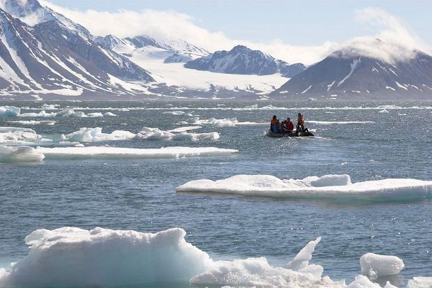 Spitsbergen - Norwegia / shutterstock