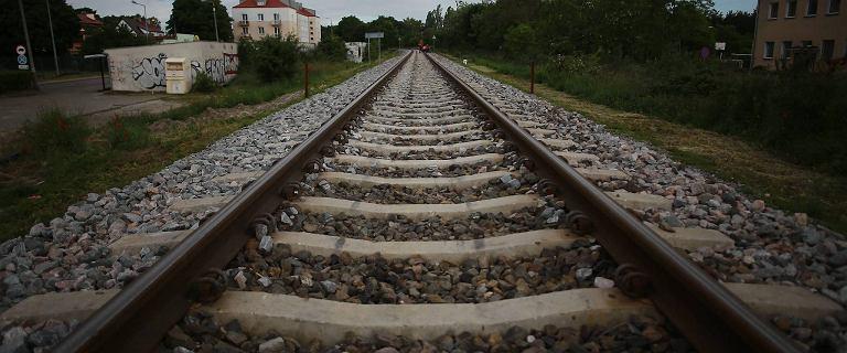 W Malczycach wykoleił się pociąg towarowy.