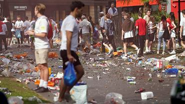 Koszmar! 17-latek z ważnym biletem został wyrzucony z finału Euro 2020