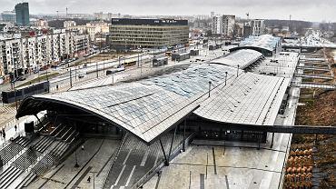 CPK planuje tunel do Łodzi Fabrycznej