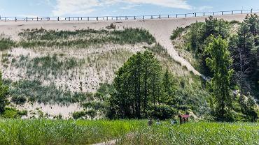 Najwyższa wydma ma Mierzei Kurońskiej, Litwa / fot. Shutterstock