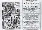 Dzieje cydru, czyli historia jabłkiem się tłoczy