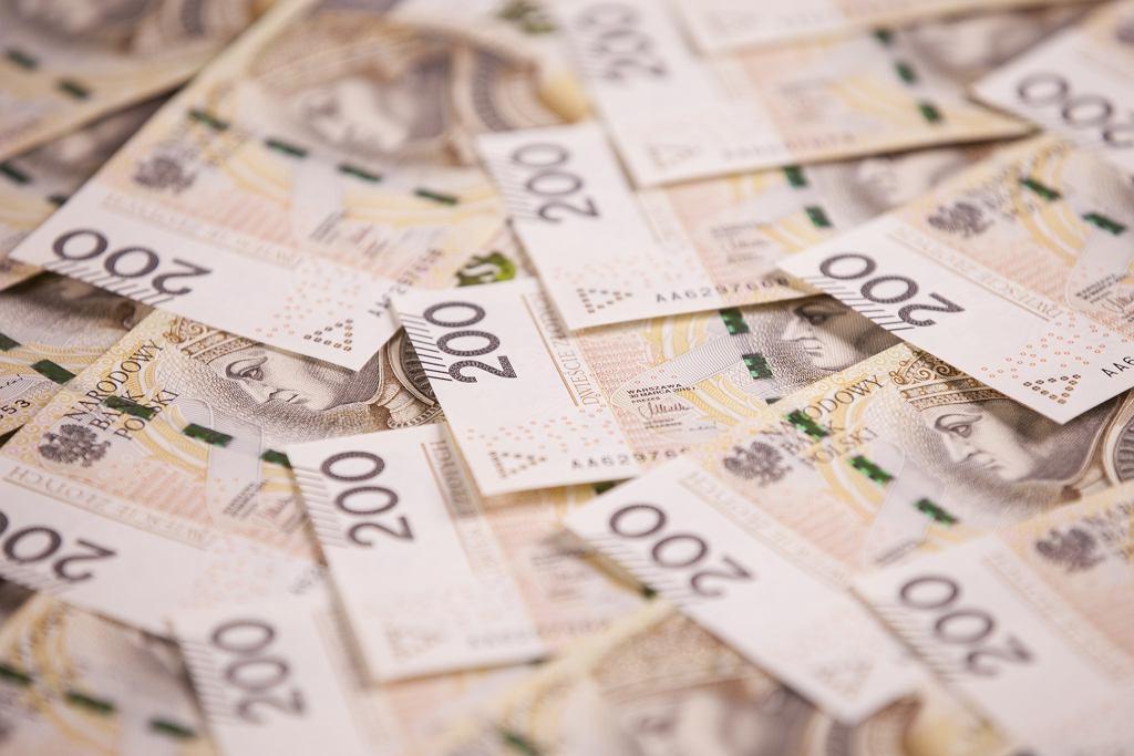 Banknot 200 złotych ze zmodernizowanymi zabezpieczeniami