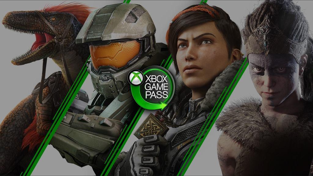 Nowe gry w Xbox Game Pass