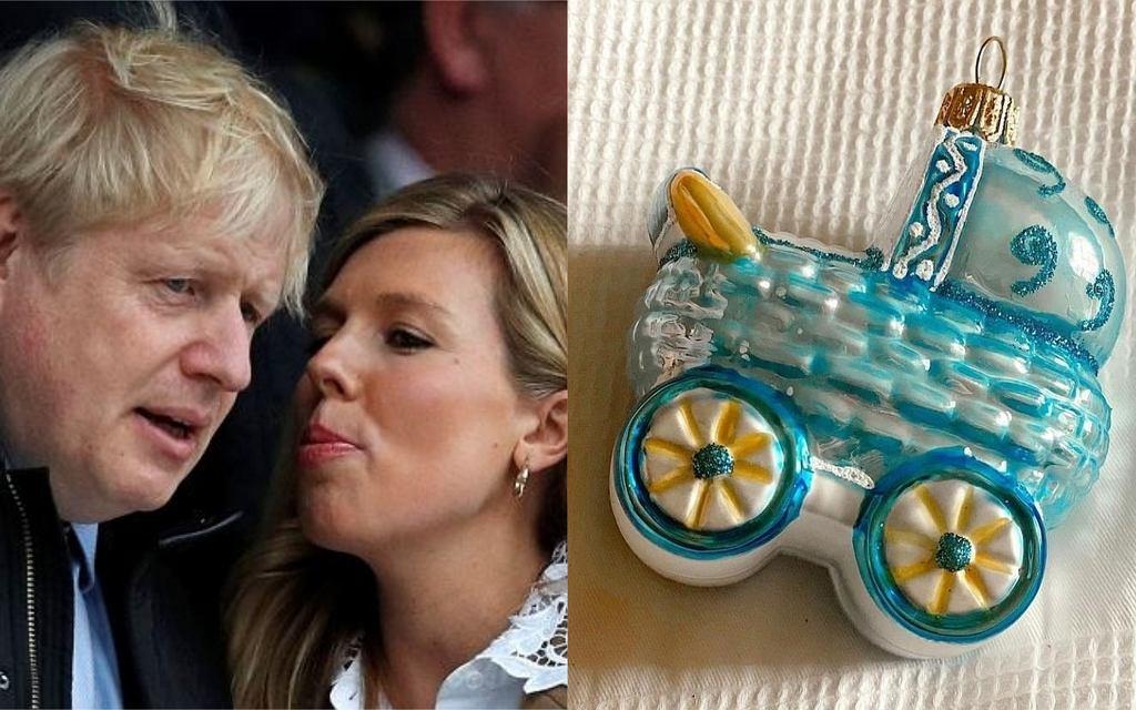 Żona Borisa Johnsona jest w ciąży