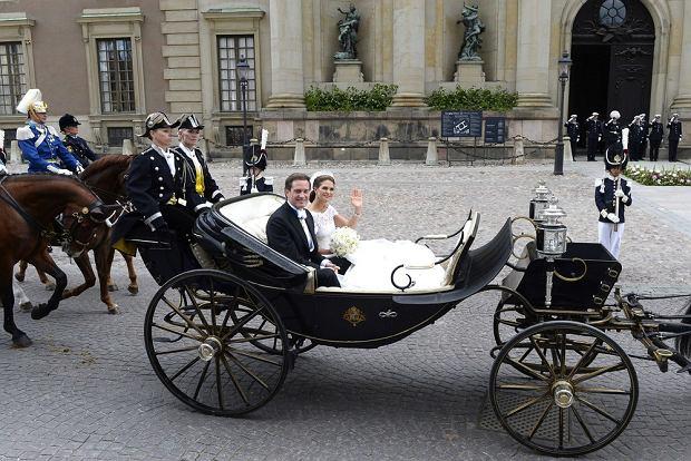 Księżna Szwecji Madeleine, Christopher O'Neill