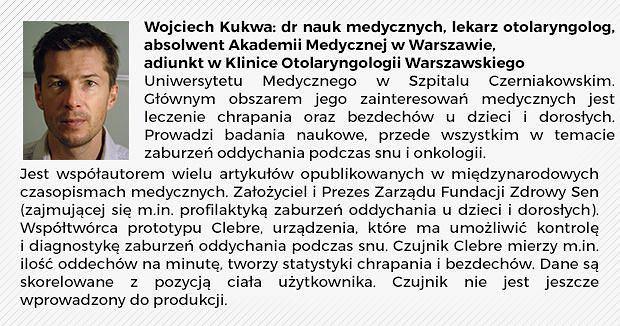 dr Wojciech Kukwa, bio