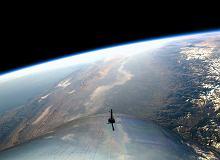 Statek turystyczny pierwszy raz wyleciał w kosmos