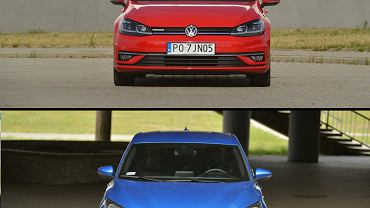 Golf vs Focus