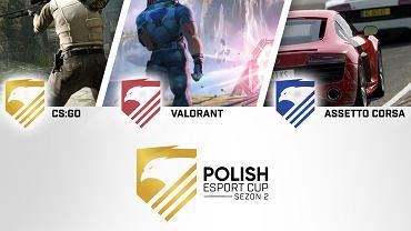 Kolejny dzień Polish Esport Cup 2020 za nami!