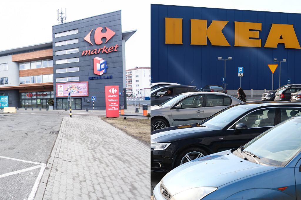 Ikea i Carrefour