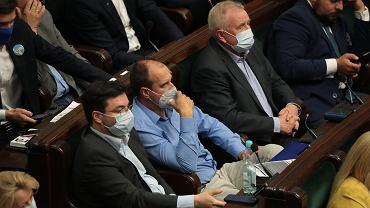 Sejm. Paweł Kukiz