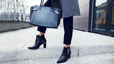 Spodnie dresowe w eleganckiej stylizacji