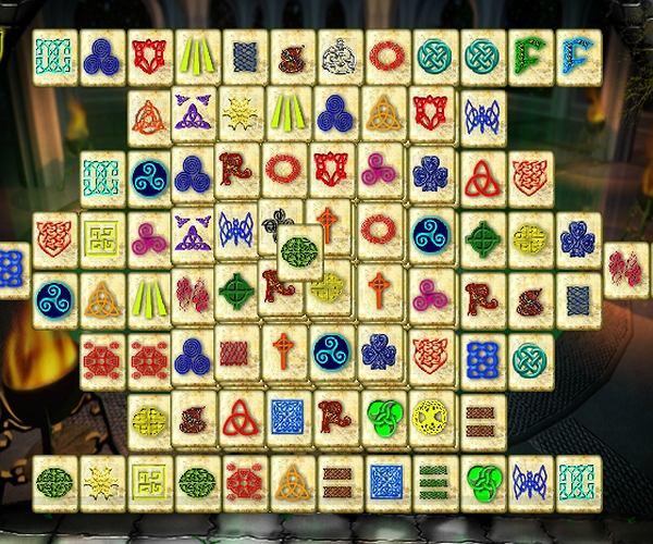 Klasyczny Mahjong 6