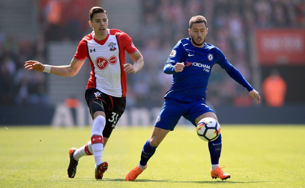 Jan Bednarek zadebiutował w Premier League przeciwko Chelsea