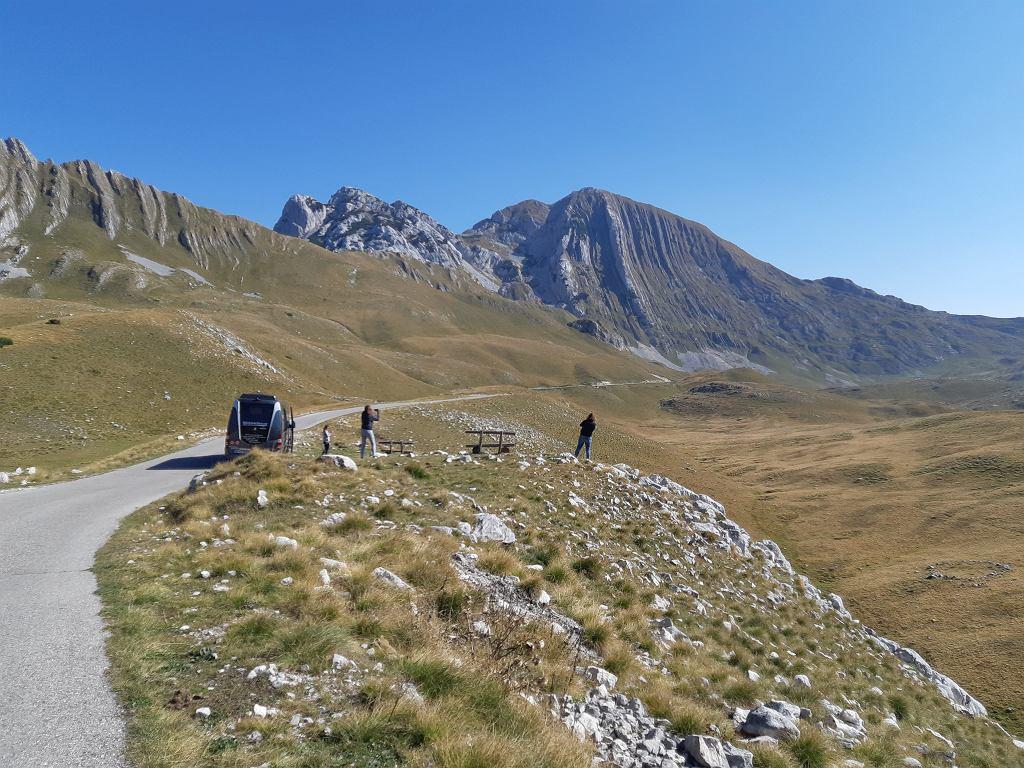 Durmitor Ring - panoramiczna trasa widokowa liczy około 85 kilometrów