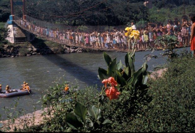 Wyprawa Canoandes