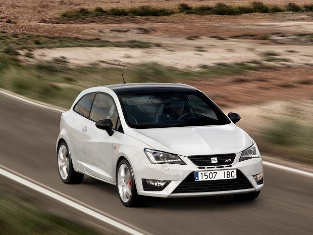 Używane - Seat Ibiza IV vs. Hyundai i20 I. Mieszczuchy za rozsądne pieniądze