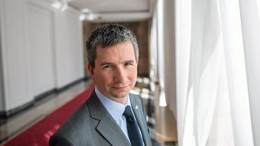 Minister Mateusz Szczurek