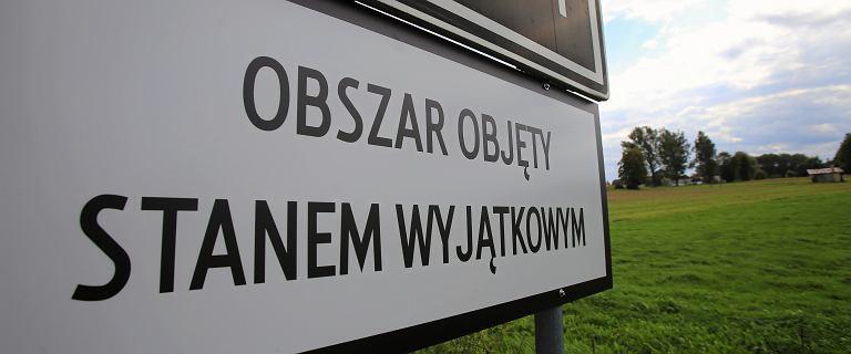 Straż Graniczna: znaleziono zwłoki trzech osób na granicy z Białorusią