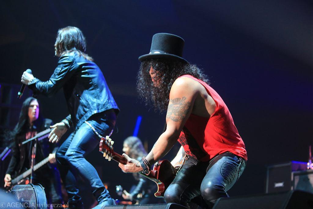 Koncert Slasha w Polsce. Fani przygotowują coś niezwykłego