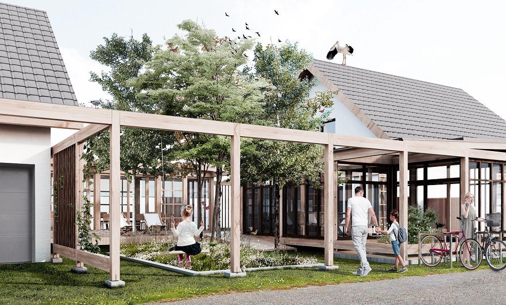 Projekt konstrukcji sąsiedzkiej