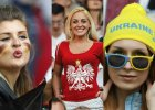 Czy tylko nam się wydaje, że kibicki z Polski są najładniejsze?