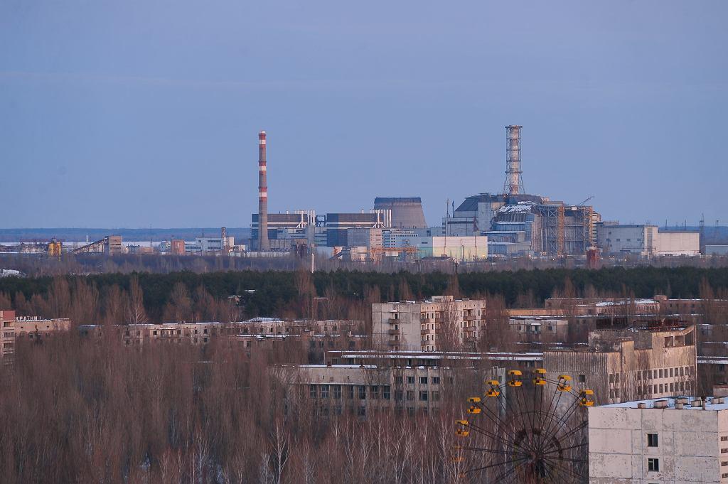 Czarnobyl zimą / ZDJĘCIE ILUSTRACYJNE