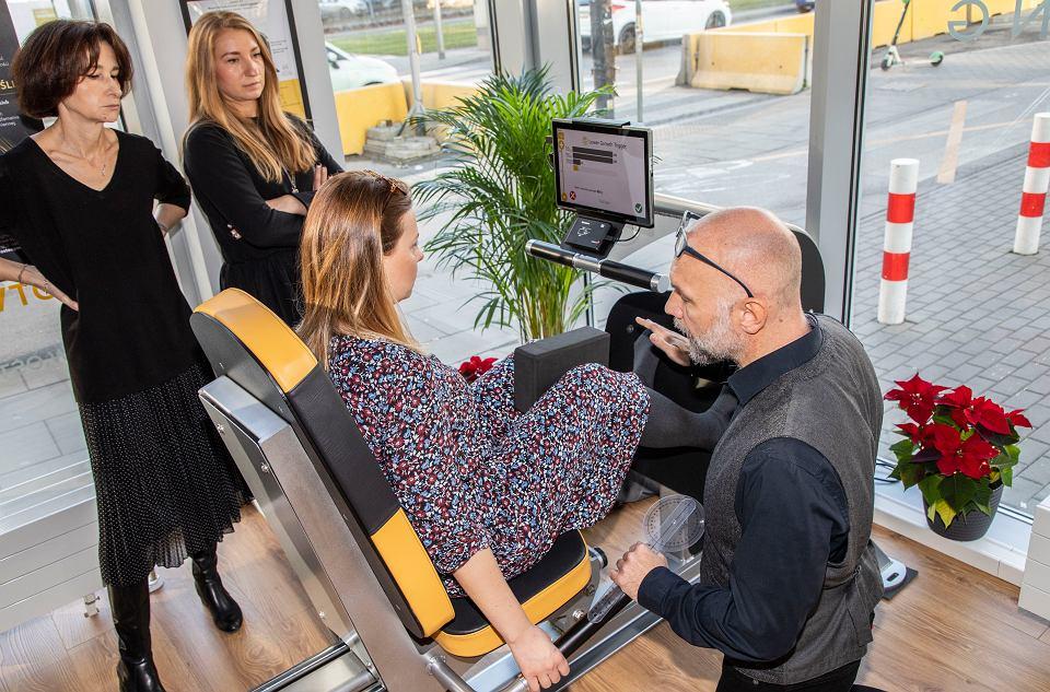 W Warszawie otwarto pierwsze centrum OsteoStrong