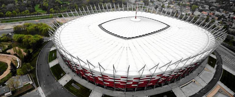 Polska zagra z Łotwą na Narodowym. Będą utrudnienia w ruchu
