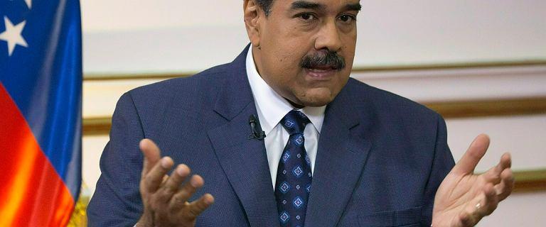 Amnesty International: Przeciwnicy Maduro są zabijani lub aresztowani