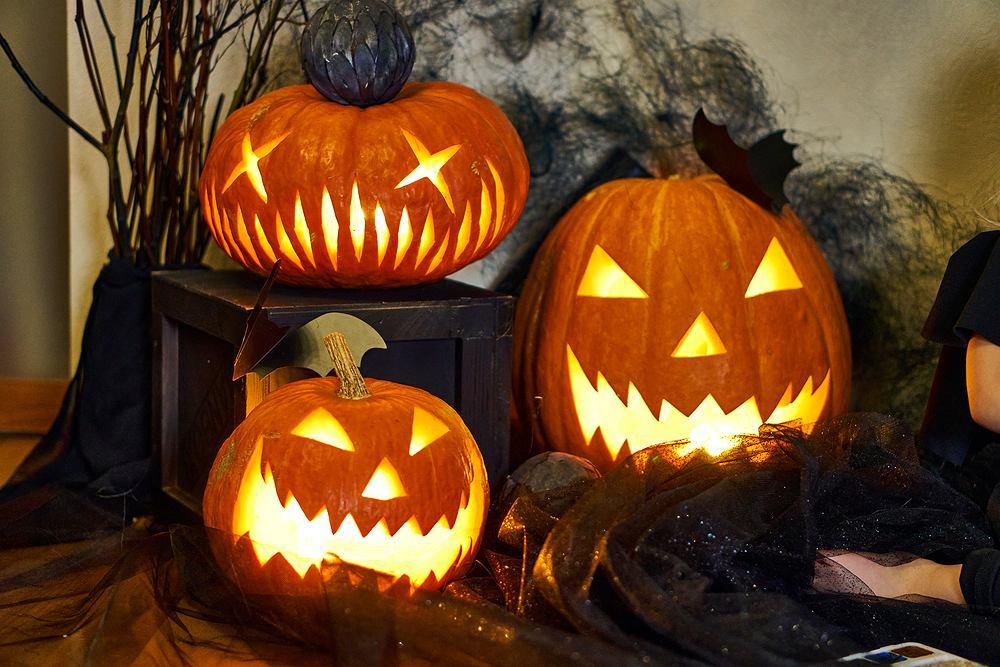Ile dni do Halloween? Zdjęcie ilustracyjne