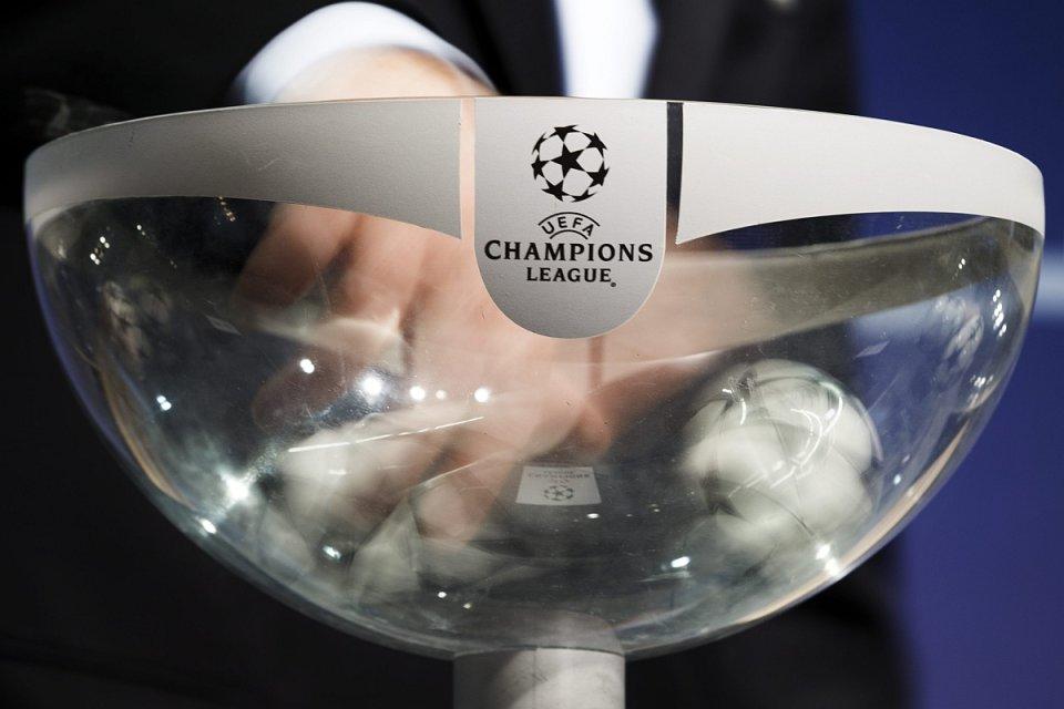 Losowanie par eliminacyjnych do Ligi Mistrzów