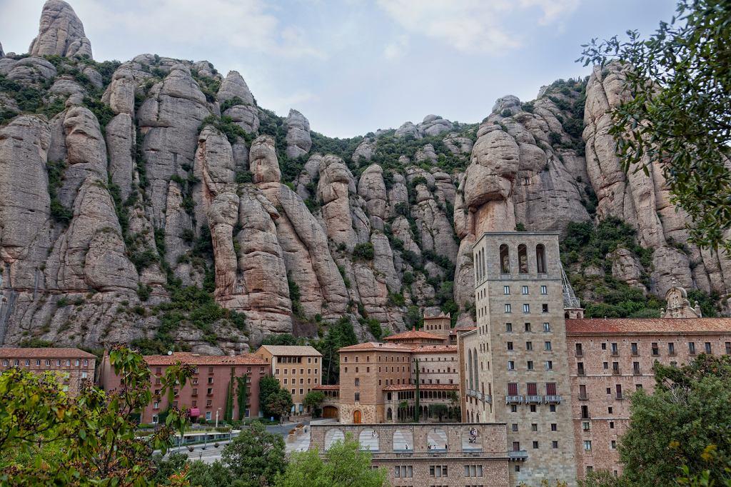 Montserrat: dzieło aniołów