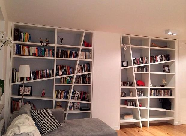 Mieszkanie w Gdyni: kolorystyczny ład dodał elegancji