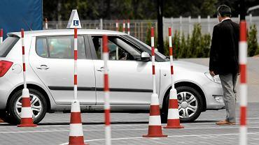 Ułatwienia w egzaminie na prawo jazdy