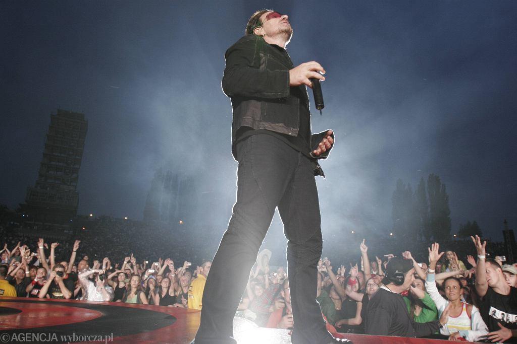 Koncert U2 w Chorzowie, 2005 / Fotografia ilustracyjna