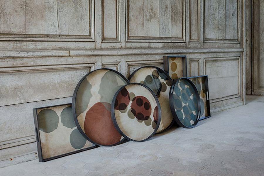 Tace dekoracyjne Notre Monde o różnych kształtach