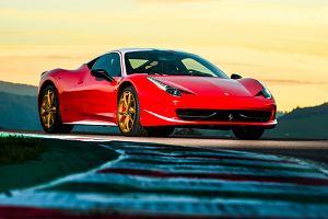 Ferrari 458 Italia dedykowane Laudzie