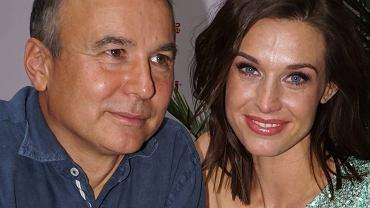 Julia Kamińska z Piotrem Jaskiem